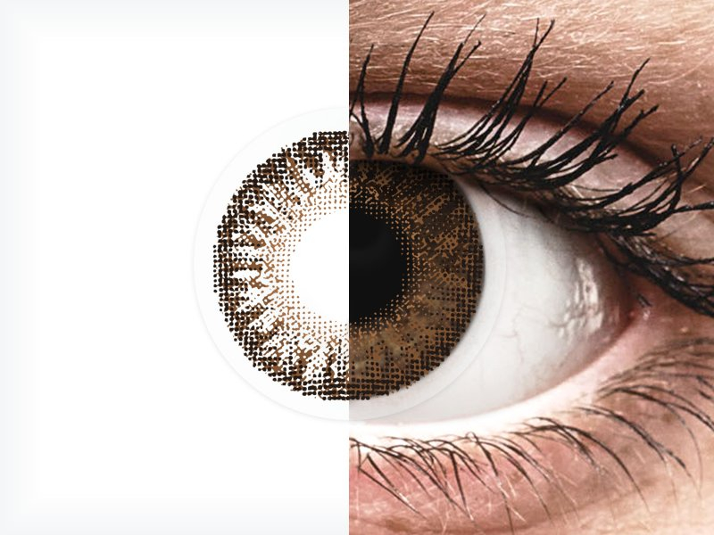 Hunaja piilolinssit - TopVue Color (2 kpl)