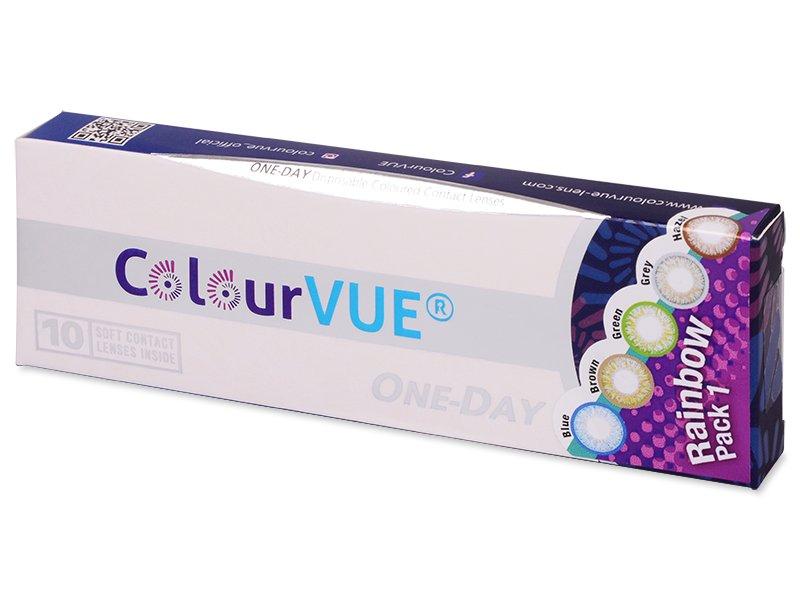Sateenkaari 1 One Day TruBlends - ColourVue (10 kpl)
