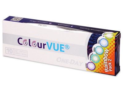Sateenkaari 2 One Day TruBlends - ColourVue (10 kpl)