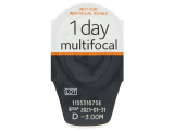 Proclear 1 Day Multifocal (30kpl)