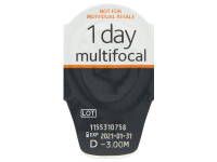 Proclear 1 Day Multifocal (30 kpl)