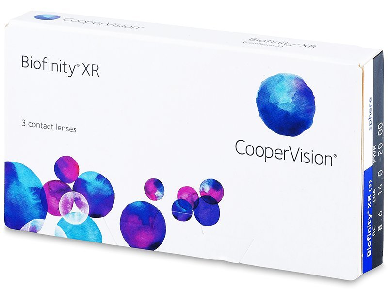 Biofinity XR (3kpl)