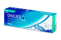 Dailies AquaComfort Plus Toric (30kpl) - Alcon