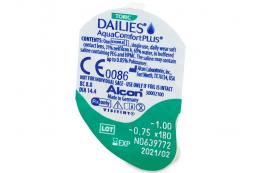 Dailies AquaComfort Plus Toric (90kpl)