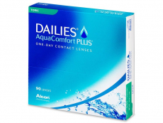 Dailies AquaComfort Plus Toric (90 kpl)