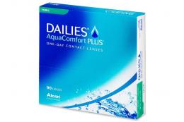Dailies AquaComfort Plus Toric (90kpl) - Alcon