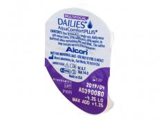 Dailies AquaComfort Plus Multifocal (30kpl)