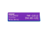 Air Optix plus HydraGlyde Multifocal (6 linssiä)