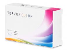Hunaja piilolinssit - tehoilla - TopVue Color (2 kpl)