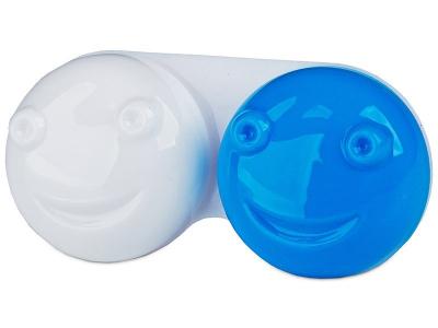 3D piilolinssikotelo - sininen