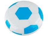 alensa.fi - Piilolinssit - Piilolinssikotelo Football peilillä - sininen