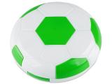 alensa.fi - Piilolinssit - Piilolinssikotelo Football peilillä - vihreä