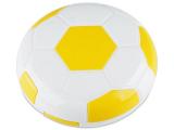 alensa.fi - Piilolinssit - Piilolinssikotelo Football peilillä - keltainen