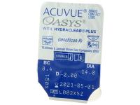 Acuvue Oasys (24 kpl)