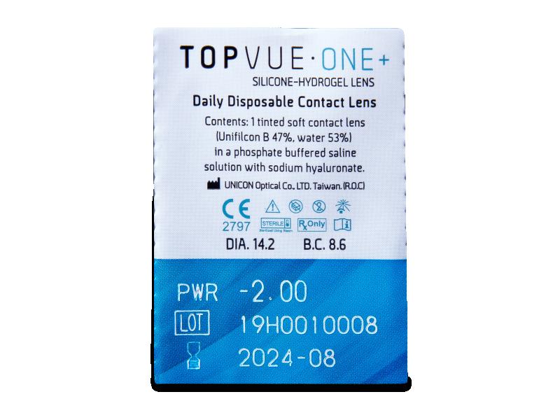 TopVue One+ (90 linssiä)