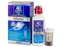 alensa.fi - Piilolinssit - AO SEPT PLUS HydraGlyde -piilolinssineste 90ml