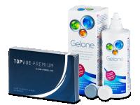 alensa.fi - Piilolinssit - TopVue Premium (6 kpl)