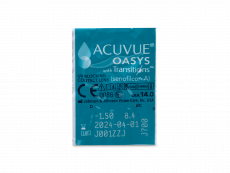 Acuvue Oasys with Transitions (6 linssiä)