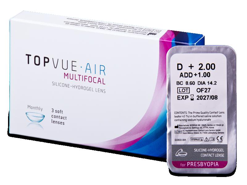 TopVue Air Multifocal (1 kpl)
