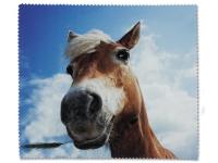 alensa.fi - Piilolinssit - Silmälasien puhdistusliina - hevonen