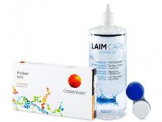 Proclear Toric XR (6 kpl) +Laim Care-piilolinssineste 400ml