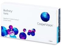 alensa.fi - Piilolinssit - Biofinity Toric