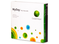MyDay daily disposable (90 kpl)