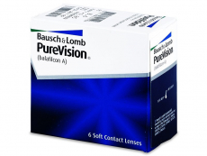 PureVision (6 kpl)