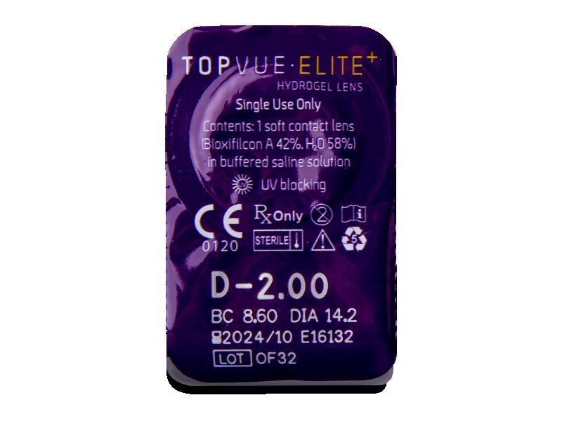 TopVue Elite+ (180 kpl)
