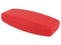 alensa.fi - Piilolinssit - Kova kotelo silmälaseille - punainen