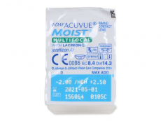 1 Day Acuvue Moist Multifocal (30 kpl)