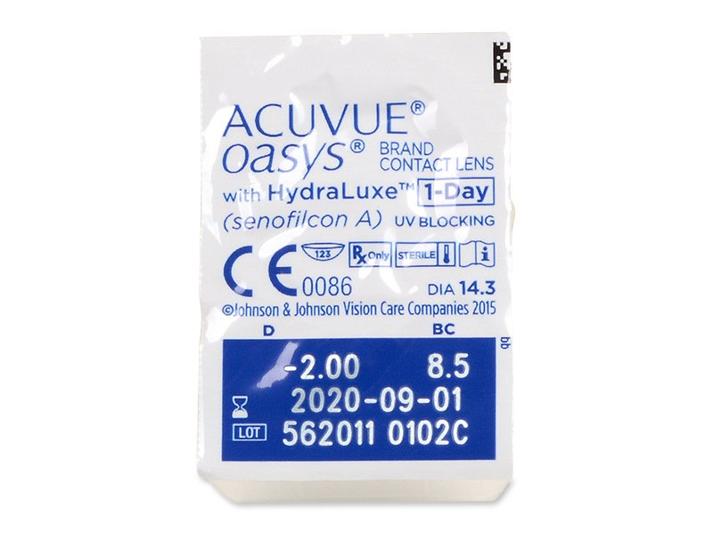 Acuvue Oasys 1-Day (30 kpl)