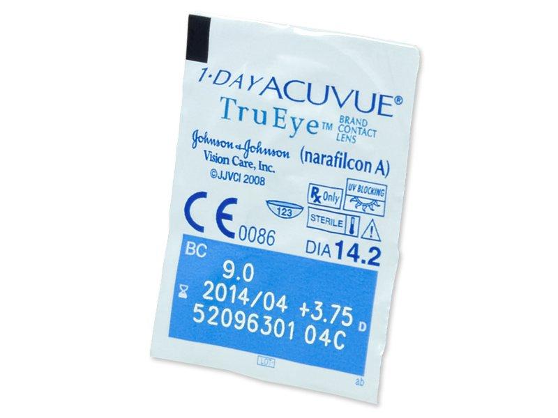 1 Day Acuvue TruEye (90kpl)