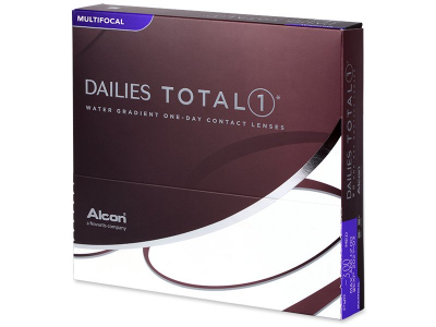 Dailies TOTAL1 Multifocal (90 kpl)