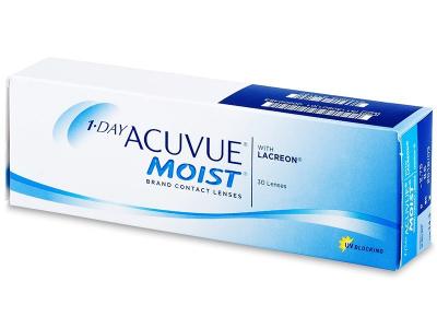 1 Day Acuvue Moist (30kpl)