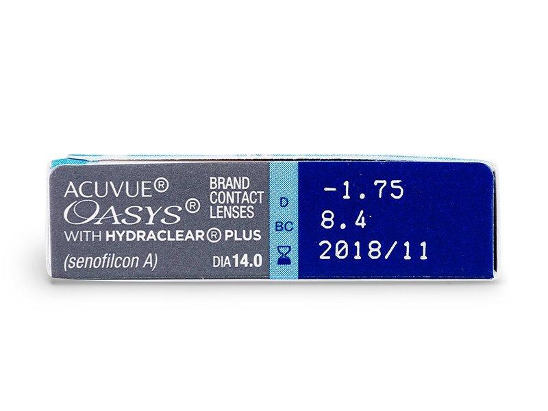 Acuvue Oasys (6kpl)