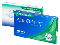 alensa.fi - Piilolinssit - Air Optix for Astigmatism