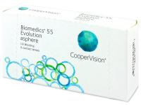alensa.fi - Piilolinssit - Biomedics 55 Evolution
