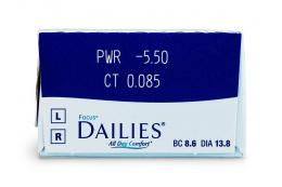 Focus Dailies All Day Comfort (30kpl)