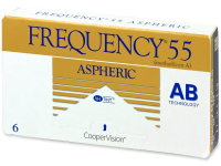 alensa.fi - Piilolinssit - Frequency 55 Aspheric