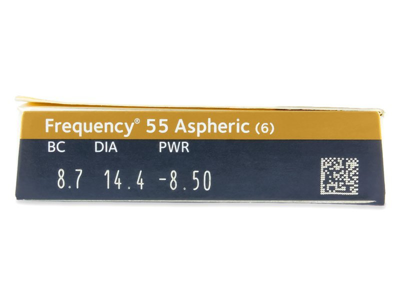 Frequency 55 Aspheric (6 kpl)