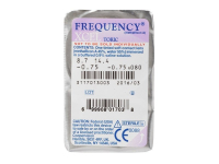 FREQUENCY XCEL TORIC (3 kpl)