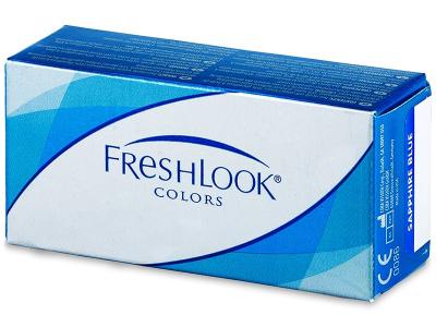 FreshLook Colors  - plano (2kpl)