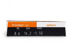Proclear Sphere (6kpl)