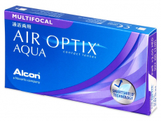 Air Optix Aqua Multifocal (3 kpl)