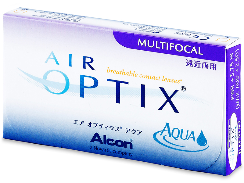 Air Optix Aqua Multifocal (3kpl)