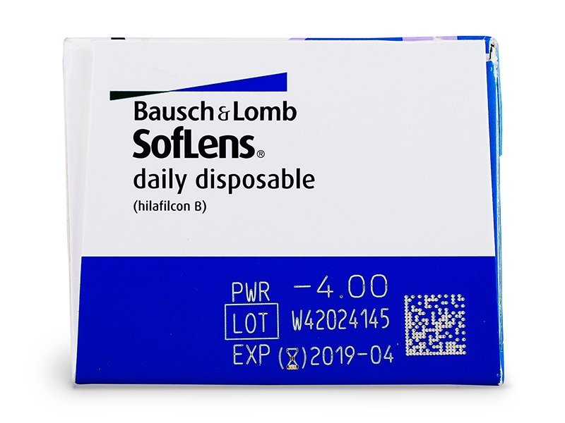 SofLens Daily Disposable (30 kpl)