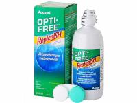 alensa.fi - Piilolinssit - OPTI-FREE RepleniSH -piilolinssineste 300ml
