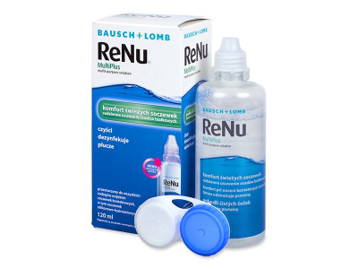 ReNu MultiPlus -piilolinssineste 120 ml
