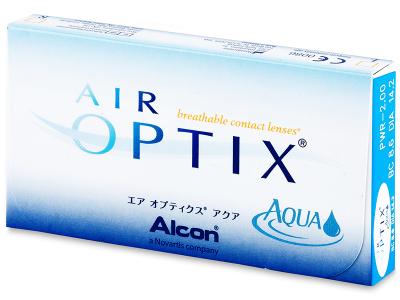 Air Optix Aqua (6kpl)